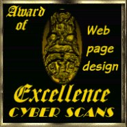 Cyberscans Award of Excellence