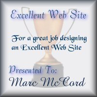 Becky's Excellent Web Site Award