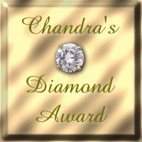 Chandra Diamond Award