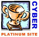 Cyber On-Line Platinum Award