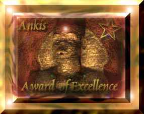 Anki's Award of Excellence