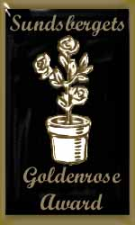 Sundsberget's Golden Rose Award