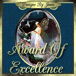 Janis Award of Excellence