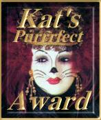 Kat's Purrrfect Award