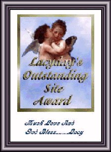 Lacyday's Outstanding Site Award