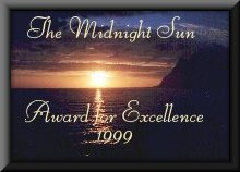 Midnight Sun Award of Excellence
