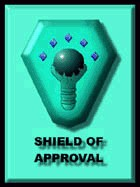 Shield of Approval Award