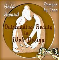 A Designing Woman Gold Award
