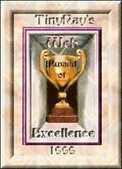 Tiny Ray Award