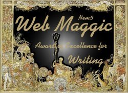 Award of Excellence for Writing
