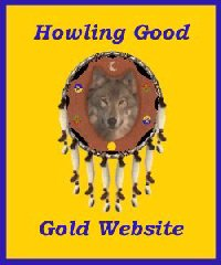 Howling Good Web Site Gold Award