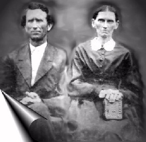 William Porter and Hester Ann Noah McCord