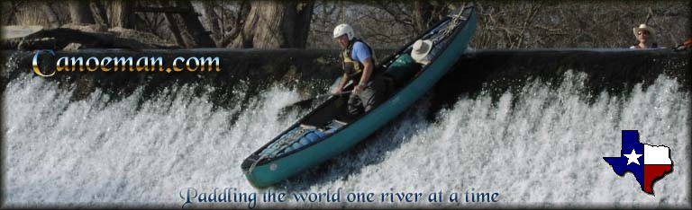 Welcome to Canoeman.com and the web sites of Marc W. McCord